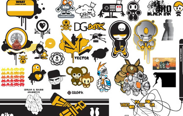 830-free-vector-pack-4