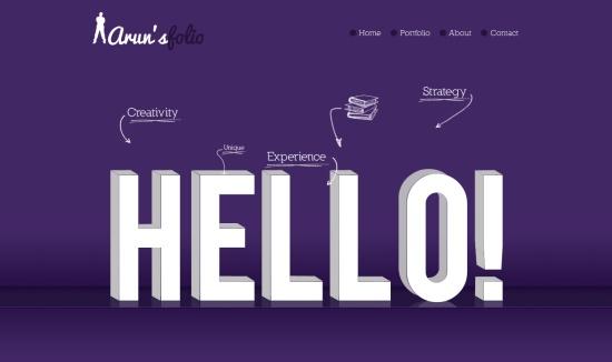 Sitios web purpura