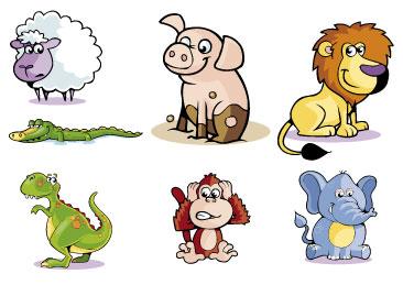 animales-vectorizados1