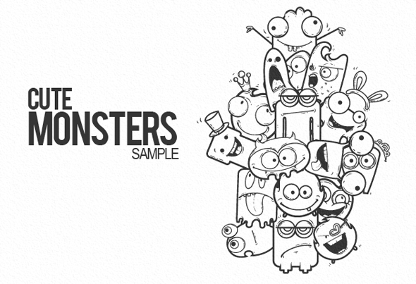 cute-monsters
