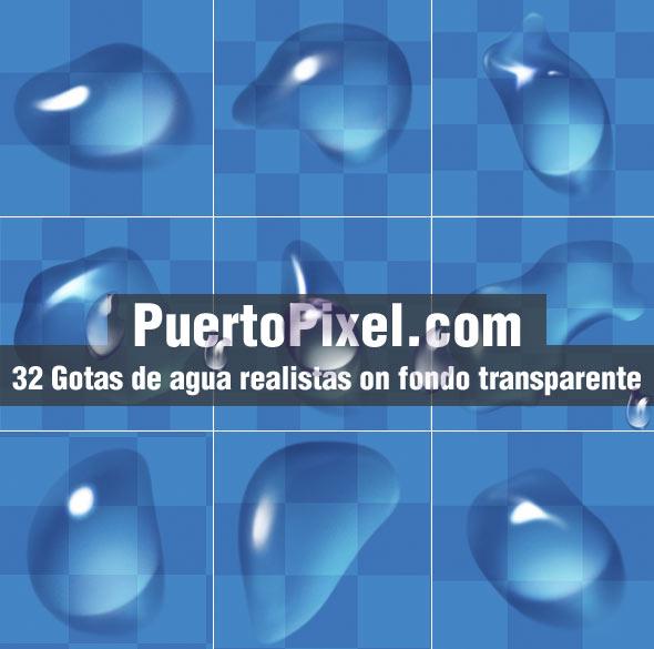 gotas-fondo-trasnparente-psd