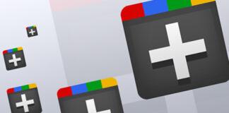 iconos google + / plus