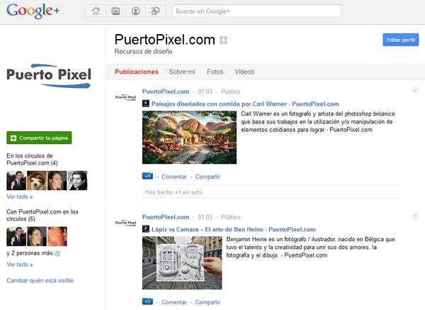 Puertopixel-en-google-plus
