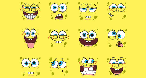 Spongebob-Vector