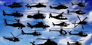 helicopteros-vectorizados