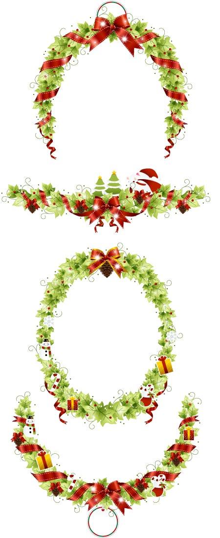 vectores de navidad