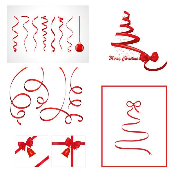 ribbons vectorizados