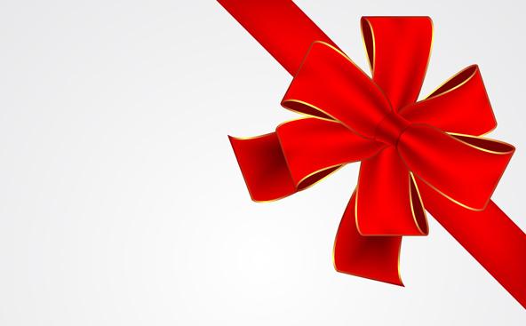 50 packs con vectores de navidad gratis for Cintas de navidad