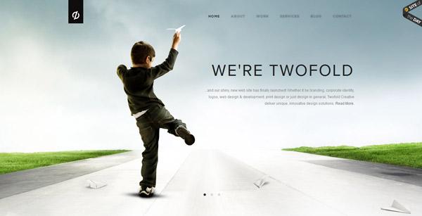 fondos en web design