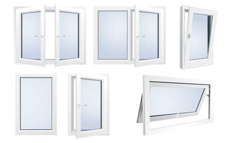 Ventanas de aluminio vectorizadas for Tipos de ventanas de aluminio para banos
