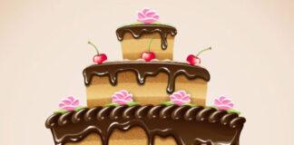 torta vectorizada