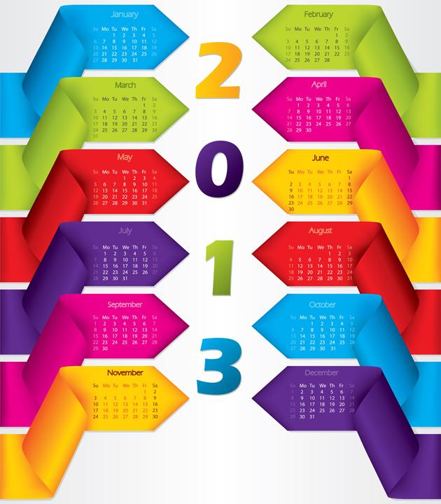 Descargar Calendario 2013