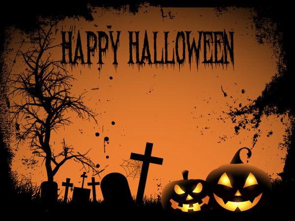 vectores de halloween