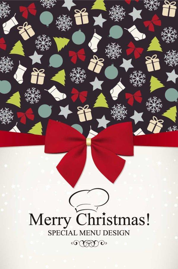 vectores de navidad 2012