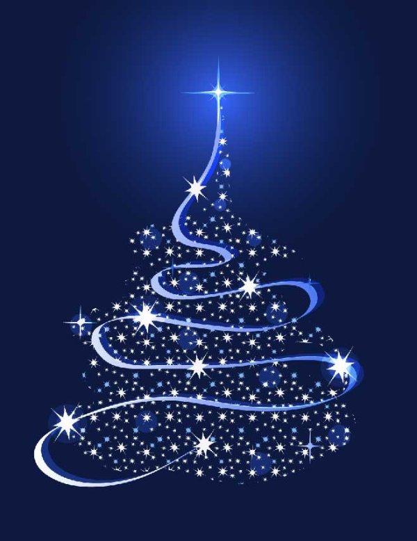 Arboles de navidad vectorizados - Albol de navidad ...