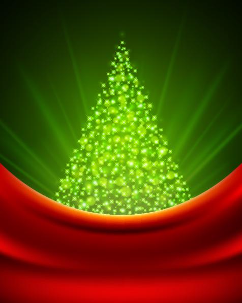 Arboles de navidad vectorizados - Arboles de naviad ...