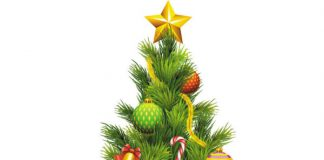 arboles de navidad realistas