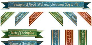 banners-ribbons-navidad-christmas