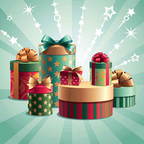 vectores de navidad originales 2012 (1)