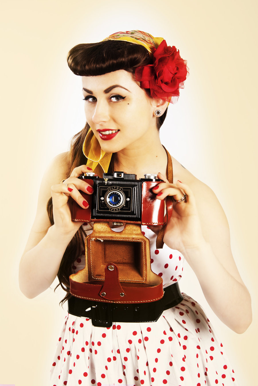 Celebrity pin up girls