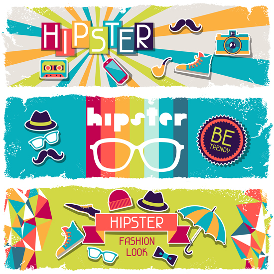 banners hipster 3