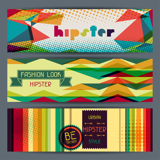banners hipster 6