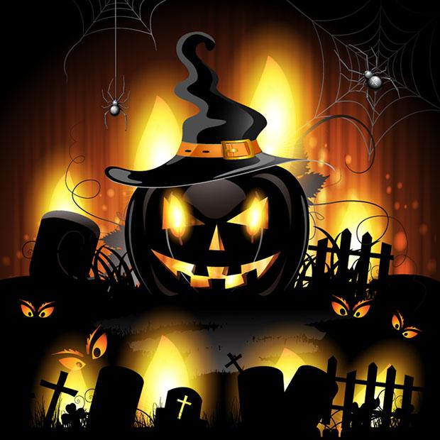 10 Excelentes Vectores Gratis De Halloween Puerto Pixel
