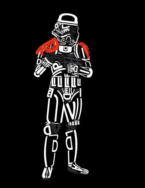 star wars typography design (1)