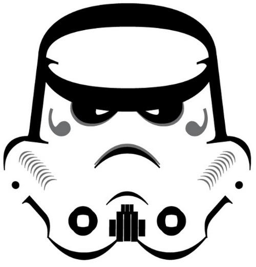 star wars typography design (2)