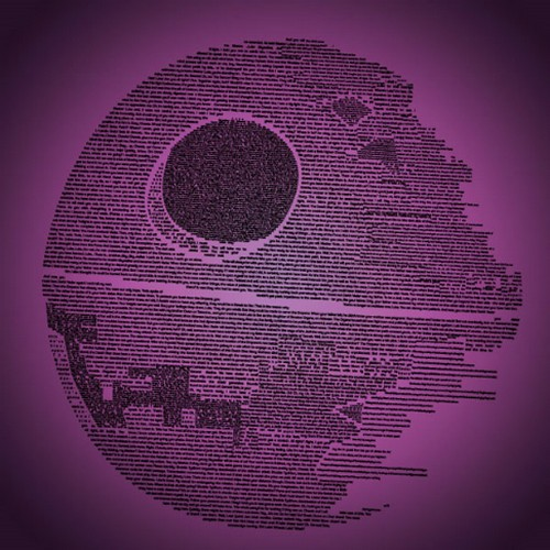 star wars typography design (23)