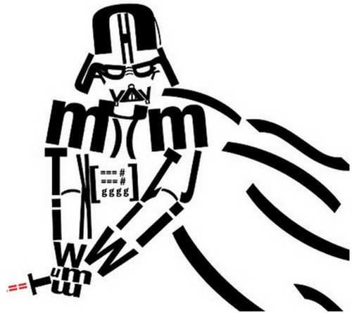 star wars typography design (6)