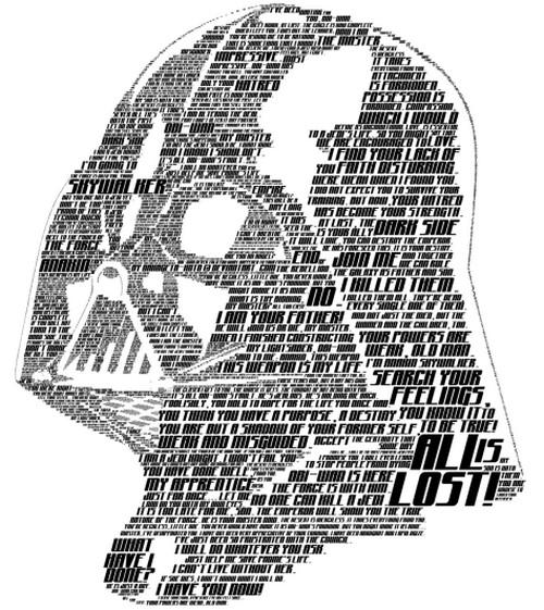 star wars typography design (7)