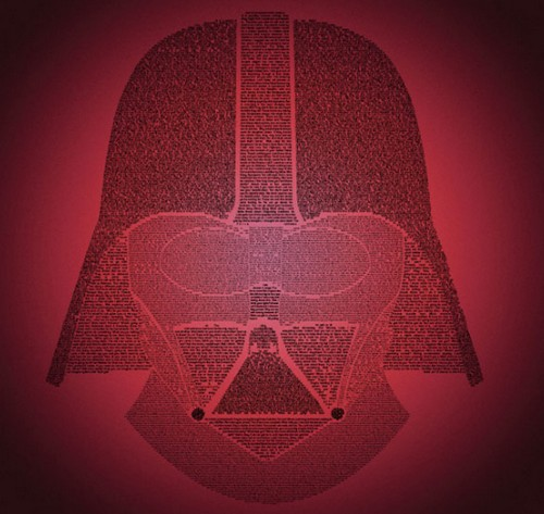 star wars typography design (8)