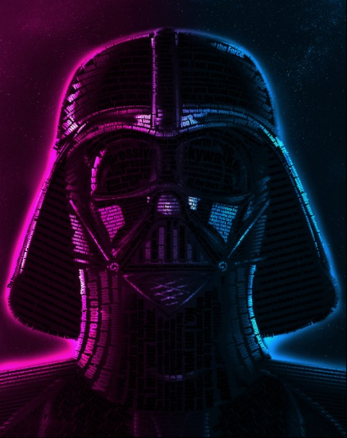star wars typography design (9)