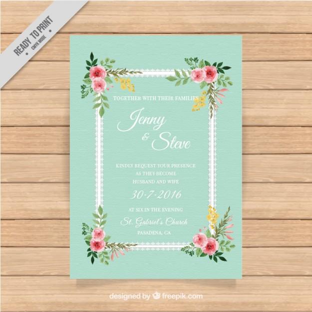 tarjeta-de-bodas-vectorizada