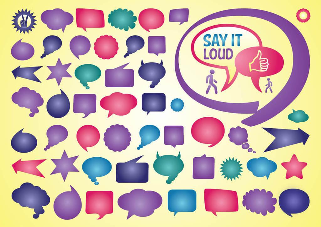 burbujas-dialogo-vectorizadas