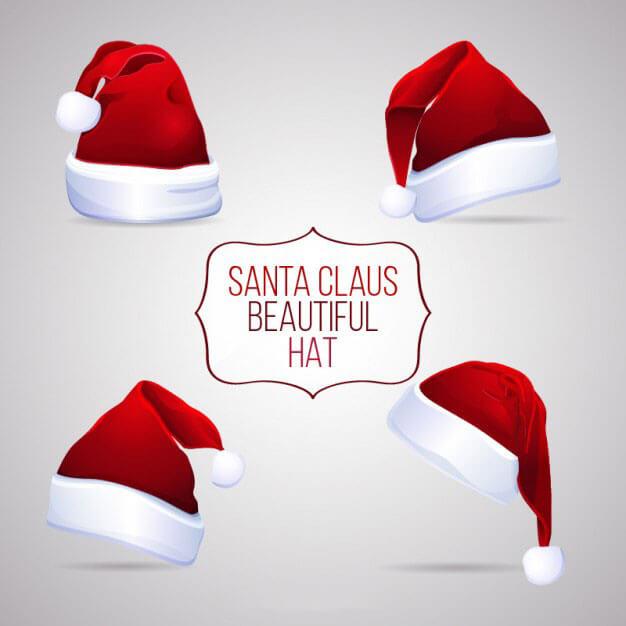 beautiful-santa-claus-hats