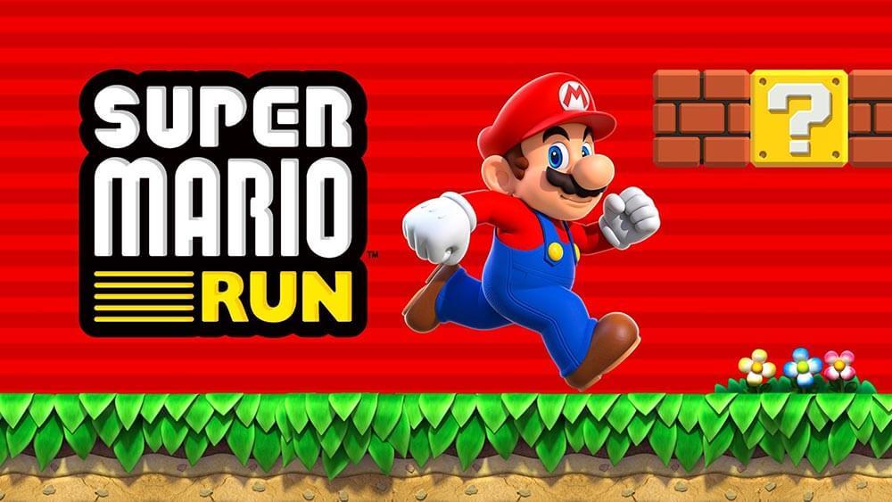 super-mario-run-app