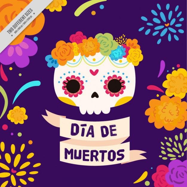 10 Catrinas O Calaveras Mexicanas Vectorizadas Para Halloween