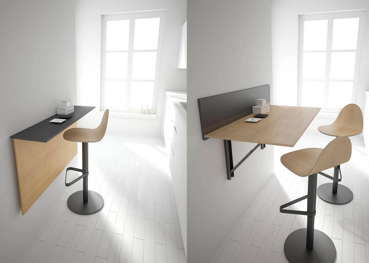 escritorio plegable moderno