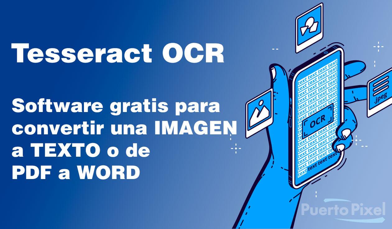 Tesseract OCR